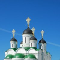Спасображенский монастырь Муром :: Николай