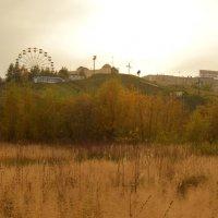 На закате :: Евгения Латунская
