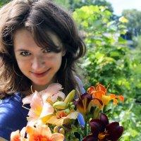 Un ramo de flores :: Julia B