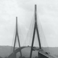 Нормандия. Крупнейший в Европе вандовый мост :: Михаил Малец
