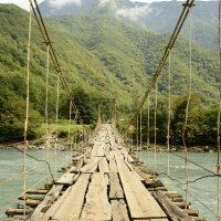 мост :: Павел Мамаев