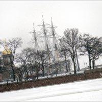В Петербурге - непогода ... :: Михаил Палей
