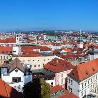 Панорама г. Брно, Чехия :: Василий Игумнов