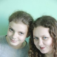 Алина и Любовь :: Алина Рудая