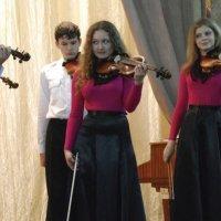 Выступление :: Алина Рудая