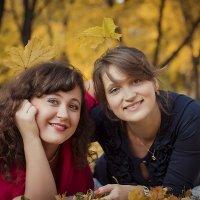 Женская дружба :: Svetlana Shumilova