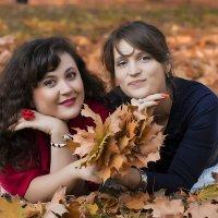 Вика и Юля :: Svetlana Shumilova