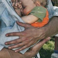 руки отца :: Владимир Матва