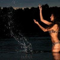 Стихия воды ) :: Илона Гончарова