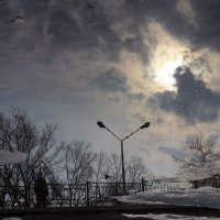 Отражение. :: Орынгали Ахметов