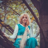 Сказки осеннего леса :: Белка _