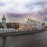 Тучи над городом :: Владислав Комаров