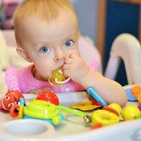 Малышка :: Татьяна Маслиева