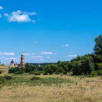 Монастырь :: Юрий Сименяк