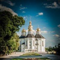 Екатерининская церковь :: Денис Женгал
