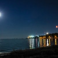 Море ночью :: Дмитрий -