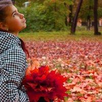 Мечты об осени :: Александра Сучкова