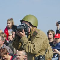 Настоящий снайпер :: Александр Вайновский