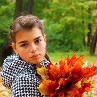 Ближе к осени :: Александра Сучкова
