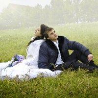 Катя и Андрей :: Сергей Гаварос