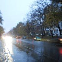 Сумерки - это осень уходящего дня... :: Наталья Тимошенко