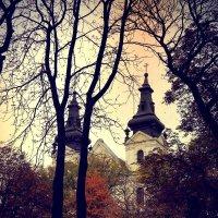 Осенний Львов :: Алина Миняйло