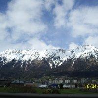 Горы Альпы :: Ирина Верещагина