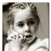 Девчонкин портрет... :: АндрЭо ПапандрЭо