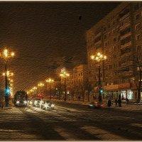 Вечерний Хабаровск :: Igor Volkov
