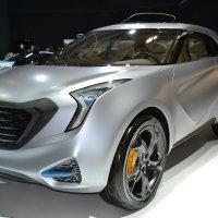 Hyundai Curb Crossover Concept :: Борис Русаков