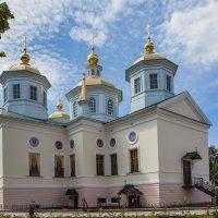 Н.Новгород. Крестовоздвиженский женский монастырь. :: Максим Баранцев