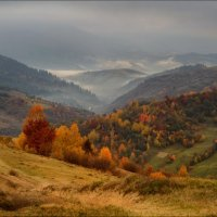 / Долина туманов / :: Влад Соколовский
