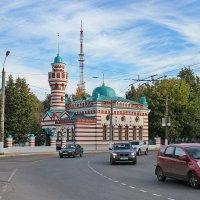 Тверская мечеть :: Андрей Козов