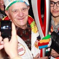 Олимпийский огонь в Калининграде :: Олег Владимирович