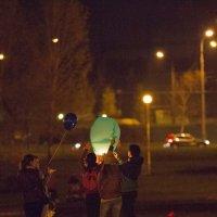 Ночные фонари :: Sergey Polovnikov