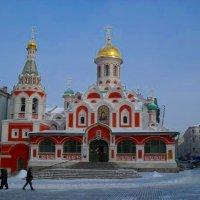 Москва :: Андрей Бимов