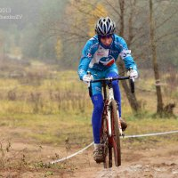 Осенняя гонка :: Оксана Грищенко