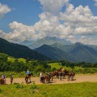 выше гор могут быть только горы :: pangrador(юрий) щукин