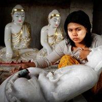 Бирма :: Ксения Исакова