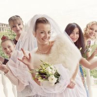 Невестушка с подками :: Солнечная Лисичка =Дашка Скугарева