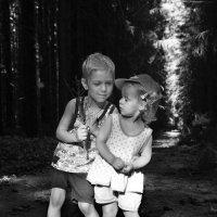 Я не знакомлюсь с незнакомцами! :: Ирина Данилова