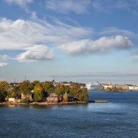 Мимо острова Буяна... :: Ирина Данилова