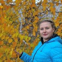 Осенний портрет. :: Андрей В.