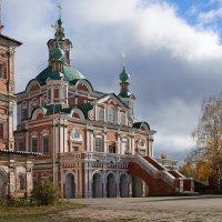 Церковь Симеона Столпника в Великом Устюге Вологодской области. :: Дмитрий Гришечко