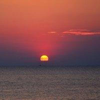 Греческий закат :: Valeriy Somonov