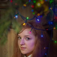 Девушка с бокалом :: Юра Викулин