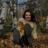 Листья :: марина давидовская