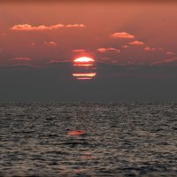 вечернее море :: Sergey Bagach