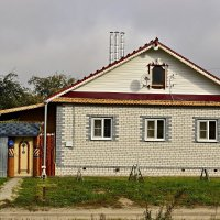 дом - дача в Кондюрино :: Андрей Смирнов