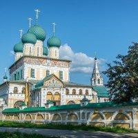 Воскресенский собор в Тутаеве, Ярославская область :: Валерий Смирнов